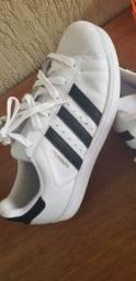 Tênis Adidas Superstar n. 37