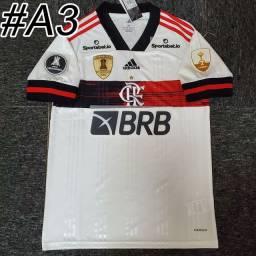 Camisas do Flamengo 20 - 21
