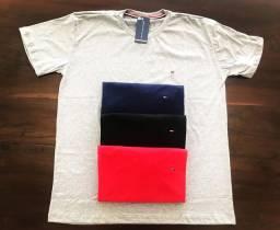 Camiseta de algodao