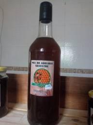 Mel puro apiário mg
