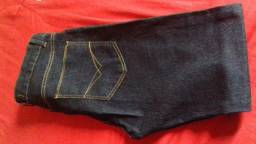 Calça jeans azul escuro nova