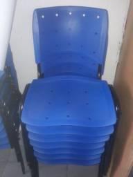 14 cadeiras de espera escritório