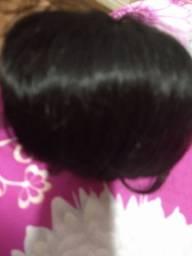 Franjão cabelo brasileiro