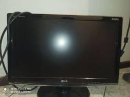 Vendo Tela LCD 22 polegadas LG
