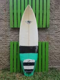"""Prancha de Surf 5'8"""" + Capa RipCurl"""