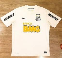 Lote com 3 camisas do Santos, barato !! Oportunidade!!