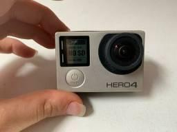 Go Pro Hero 4 muito nova