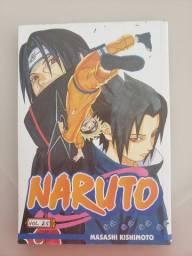 Mangá Naruto n° 25 - R$ 15,00