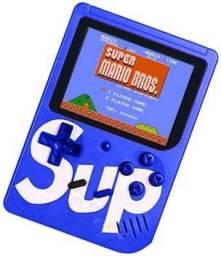 Video game portátil 400 jogos clássicos da nintendo suporte para tv promoção