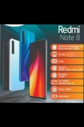 Xiaomi redmi note 8 64gb*lacrado*loja fisica