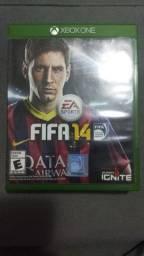 Vendo Jogo FIFA 14 Xbox One