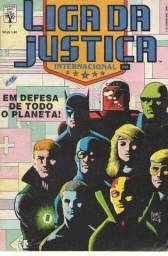 Revista Liga da Justiça - Ed. 07 - 84 pg - 1989 - Abril - DC