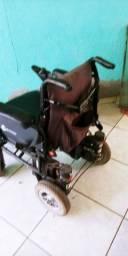 Vende cadeira de roda eletrica