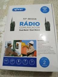 Vendo Rádio Comunicador 200,00