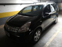 Nissan Livina SL 1.8 Aut. Único Dono