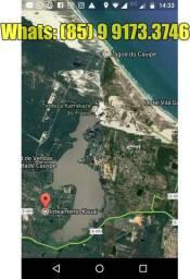 Lotes em Caucaia CE Ao Lado Praia do Cumbuco e Lagoa do Cauipe