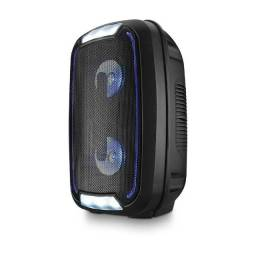 Caixa de Som Amplificadora Mini Torre 200Wrms Bluetooth - Multilaser SP336