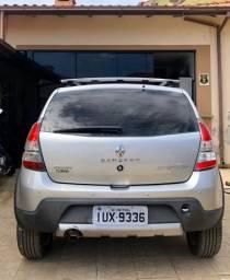 Vendo Carro Sandero 2014 Step Way Automático 5p 1.6 TOP