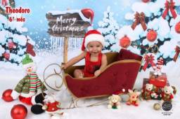 Vendo 2 cenários de Natal completo R$800,00