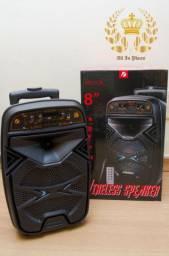 Caixa Som Bluetooth KTS-1125 a wireless Speaker Amplificadora