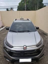 Fiat Toro Volcano 4x4 AT9 Diesel 2020 com 13.000 Km