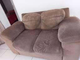 Sofa acolchoado