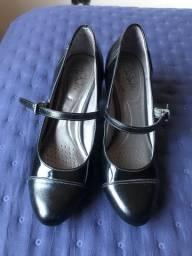 Lindo Sapato boneca novo