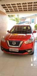 Carro EXTRA! Nissan Kicks SL CVT 19/19 Único dono!