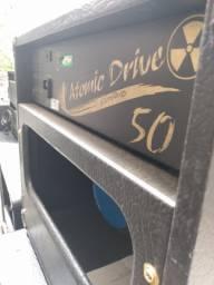 Atomic Drive 50 Semi - Novo