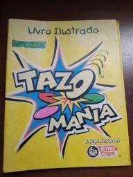 Livro Ilustrado Tazo Mania