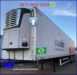 Carreta frigorífica 30 pallets Marca: Randon Mathias Implementos
