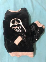 Pijama infantil fleece - starwars