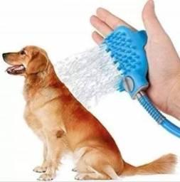 Ducha Spray Mangueira Para Banho Em Cães E Gatos Pet Shop