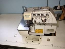 Maquina Ponto Cadeia costura