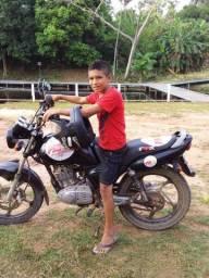 Moto 125 pra colonia
