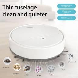 Robô de Limpeza Aspirador de Pó Inteligente Cleaner Vacuum