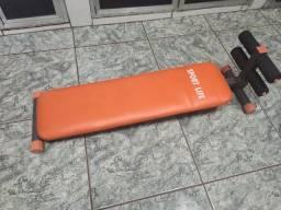 Base para exercícios abdominal SPORT LIFE