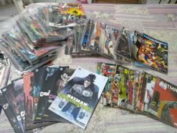 90 revistas em quadrinhos