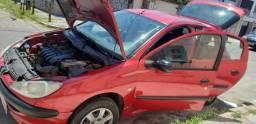 PRA VENDER HOJE - Peugeot 206