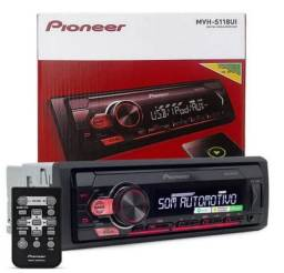 Pioneer com controle