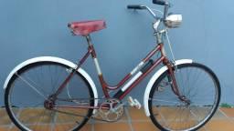 Bicicleta Antiga Aro 24 Nsu Mercswiss Monark Caloi