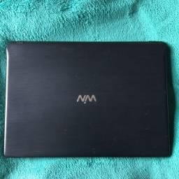 Notebook CCE intel core i3-3217U, 2GB