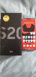 Samsung s20 128 gigas sem detalhes