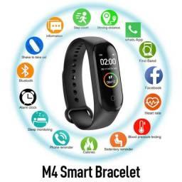 Relógio Pulseira Inteligente Smartwatch M4
