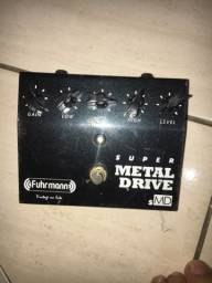 Vendo pedal super metal drive