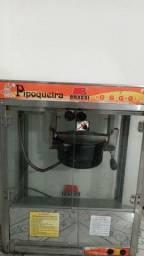 Máquina de pipoqueira elétrica braesi, 1300reais