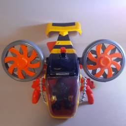 Helicóptero Vespa Imaginext