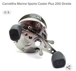 Carretilha caster Plus 200