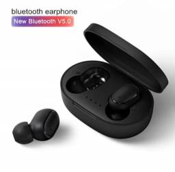 Frete grátis p/BH: Fone de ouvido A6s sem fio/Bluetooth - TWS