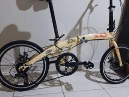 Vendo ou troco bicicleta desmontável